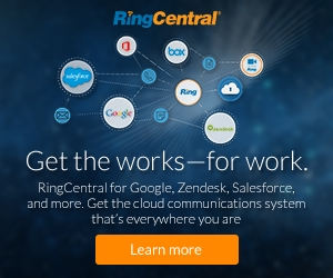 RinCentral Business Phone